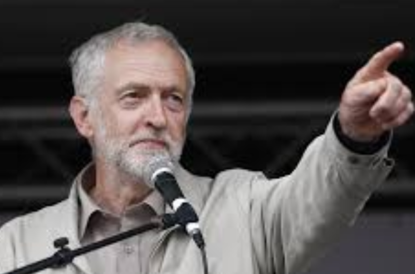 corbynpointing