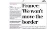 Franceborder
